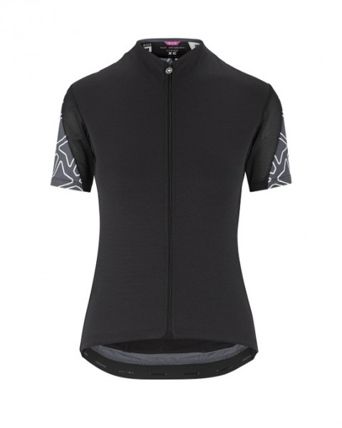 Assos XC Woman Short Sleeve Jersey - blackSeries