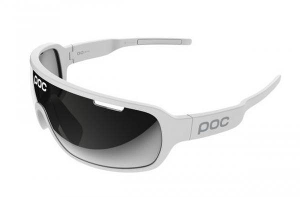 POC DO Blade Hydrogen White / Violet Silver Mirror 10.00