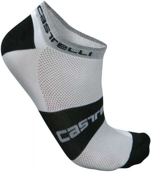 Castelli LOWBOY SOCK - white