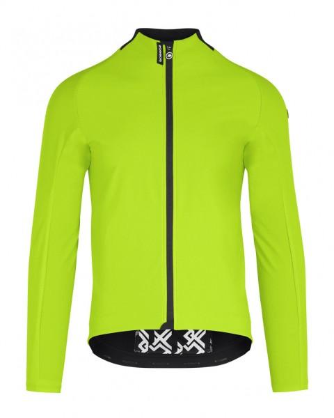 Assos MILLE GT ULTRAZ Winter Jacket EVO - visibilityGreen