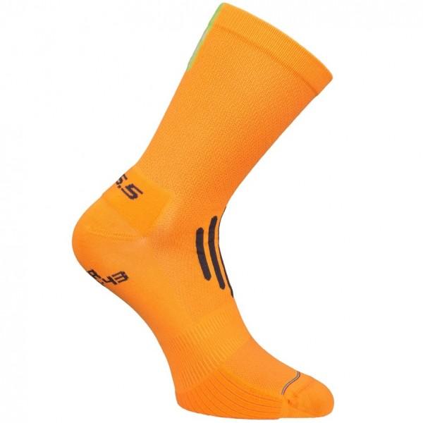 Q36.5 Ultra Unique Socks - mango