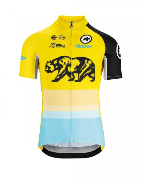 Assos TOC 2018 LEADERS JERSEY BRIGHT FUTURE